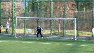 Goalkeeper Training - KALECİ ANTRENMANI KAYHAN AKGÜN KALECİ AKADEMİSİ - U14 şut antrenmanı