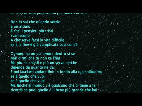 Neffa - Quando Sorridi lyrics full HD