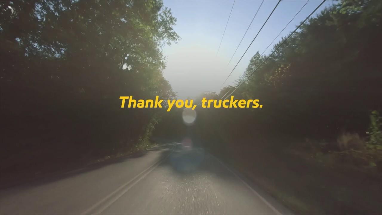 Mutts4Trucks Thank You Truckers