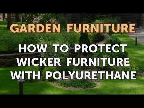 How to Protect Wicker Furniture With Polyurethane