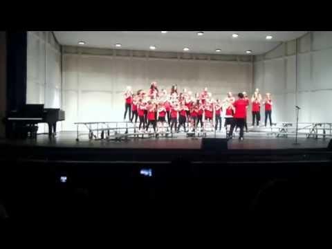Kyrene del Milenio choir performance 4/4/14