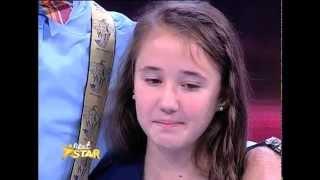 Lacrimi de fericire pentru Emilia Cruceru! Fetita si-a revazut tatal, pe scena de la Next ...