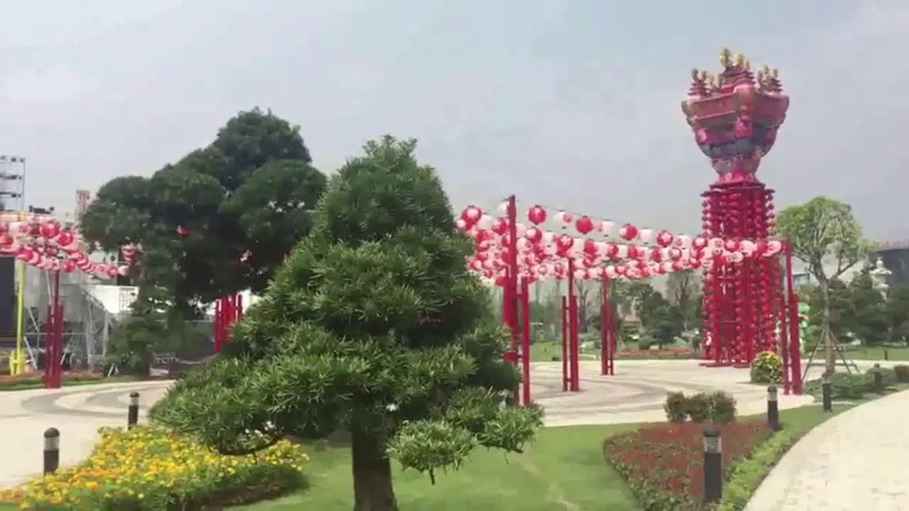 Vườn Nhật Bản – Vinhome smart city lớn nhất Hà Nội có gì đặc sắc