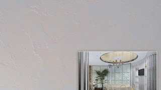 Декоративная ВЕНСКАЯ фреска мастер класс MARMORINO Венецианская штукатурка TRAVERTINO Урок 6