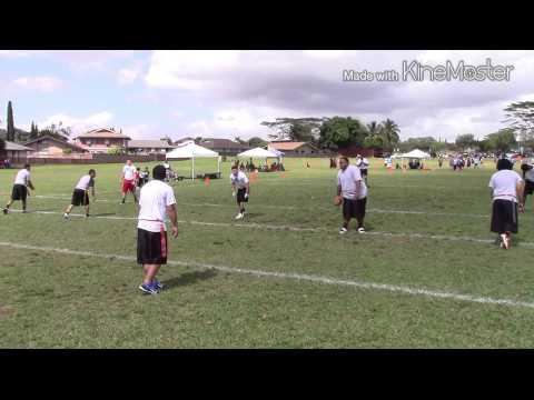 hawaiis finest flag football week 2