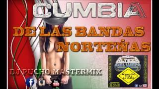 CUMBIA DE LAS BANDAS NORTEÑAS - EDIT SU ALTEZA DJ PUCHO MASTERMIX