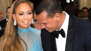 Alex Rodriguez Goes into Full CREEP Mode on Date with Jennifer Lopez