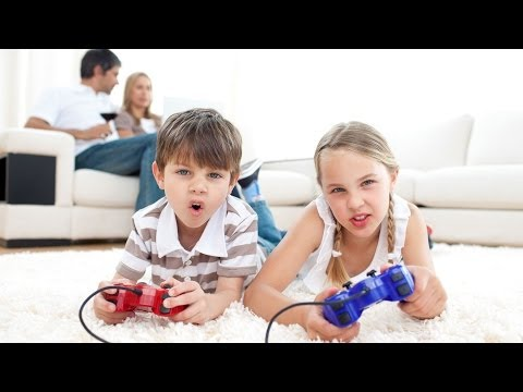 How Media & Technology Affects Children | Child Development