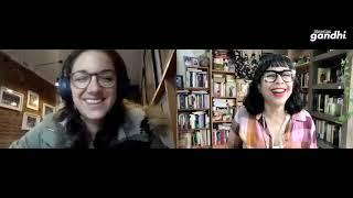 """Entrevista a Isabel Zapata por su libro """"In vitro"""""""