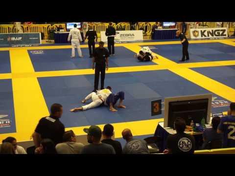 CHRIS HERRERA  IBJJF San DIego OPEN, March 13, 2017  Championship Match