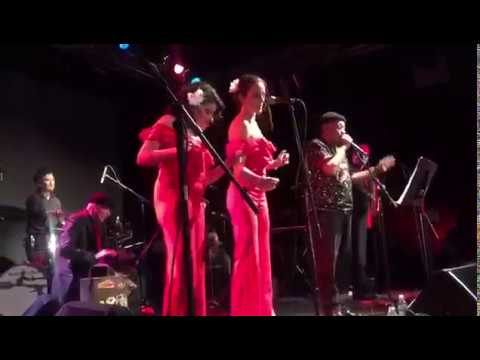 "Spanglish Fly with Joe Bataan Live at Highline! ""New York Rules"" (Latin boogaloo)"