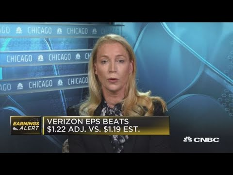 Verizon is putting their money where their mouth is on their fiber investment, says analyst