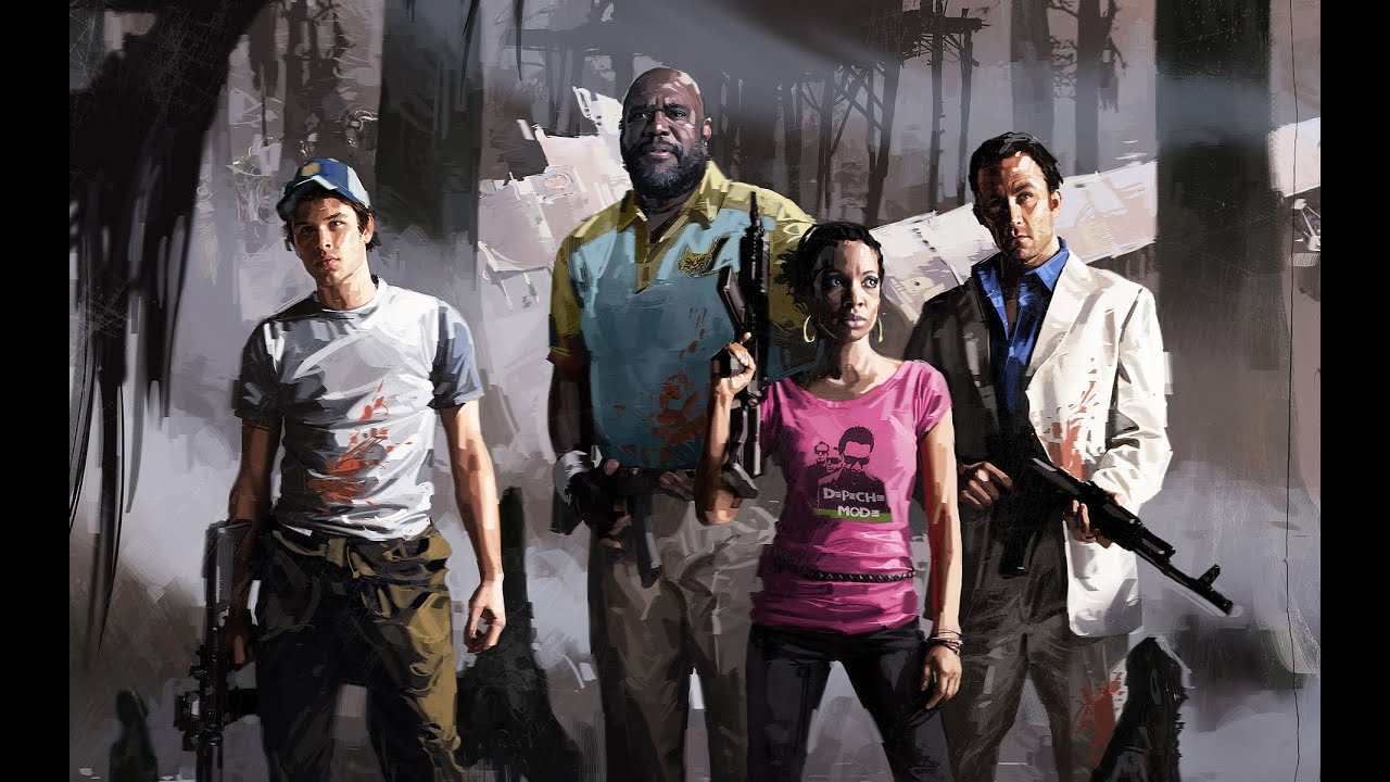 How to play Left 4 Dead 2 Online for free (2k17) - YouTube