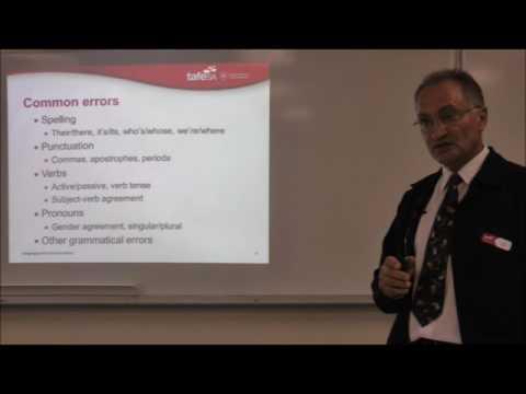 Language and communication PPT