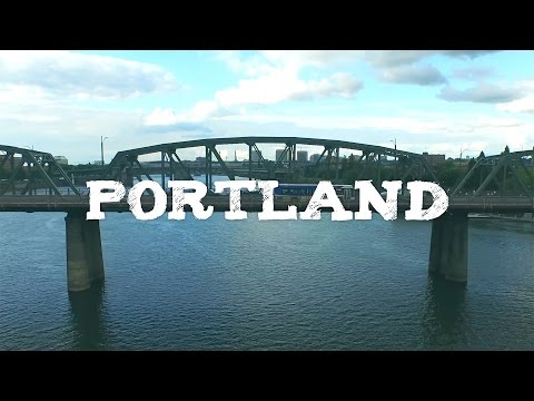 PORTLAND, OREGON - Travel Vacation Guide