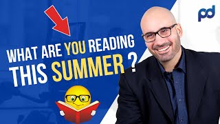 5 Books to Read This Summer as an Entrepreneur - Summer Reading 2019