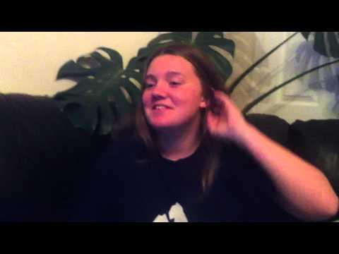 Olivia Kay Singing Let It Go