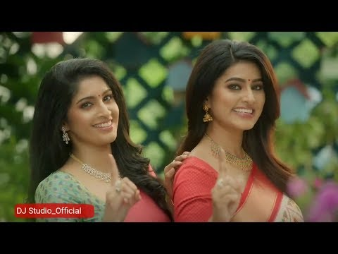 Actress Tanya Ravichandran cute Expressions in Saravana Stores advertisement 2018| Saravana Stores