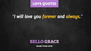Love Quotes Forever With You Ataccs Kids