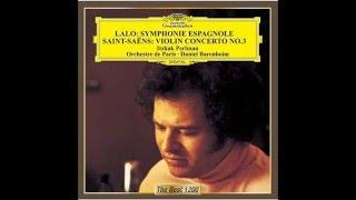 ラロ  スペイン交響曲  パールマン(Vn)