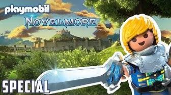 Novelmore - Die Invincibus | das neue PLAYMOBIL Ritter Special