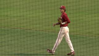 Arkansas vs. Little Rock - Exhibition Baseball Highlights 10-12-18