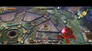 Tree of Savior iCBT2 - Dungeon 130 Falconner Solo Boss Rush