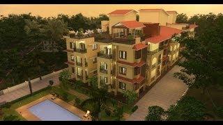 1- 2 BHK Apartments in Candolim - Acron Candolim Elite