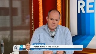 Peter King of The MMQB Talks NFL Draft Picks on The RE Show - 5/4/15
