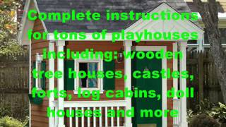 Building Outdoor Garden Playhouse | Step 2 Playhouse