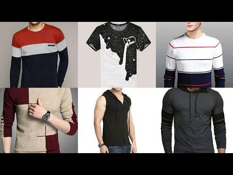 Trending t-shirt collection for boys//latest boys t-shirt design 2021
