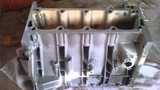 restauration moteur 205 gti