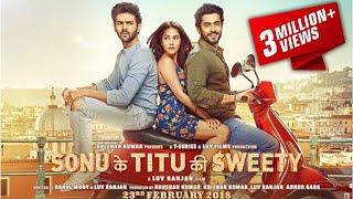 Sonu Ke Titu Ki Sweety (सोनू कइ तितु की स्वीटी) Bollywood Movie Full Event Promotion Video