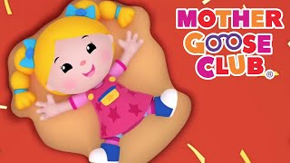 Funny Animated Cartoon Baby Songs | Let's Make Pizza | Learn Colors | kids Songs Mother Goose Club
