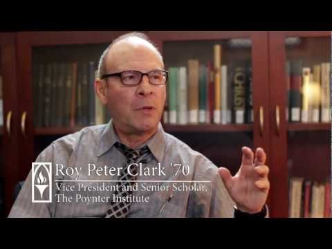 Roy Peter Clark College of Writers at Providence College