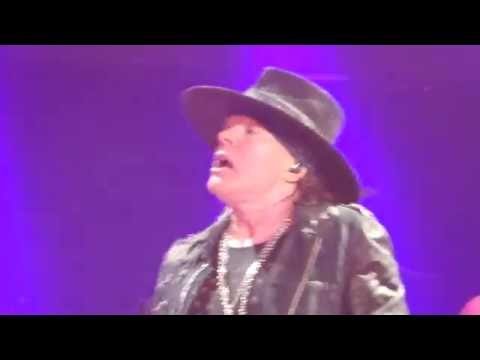 ACDC feat Axl Rose  You Shook Me All Night Lg  Sep 2 2016 Atlanta