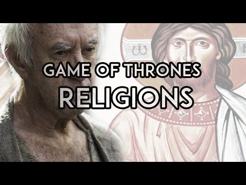 ASOIAF Religions vs Real World Religions