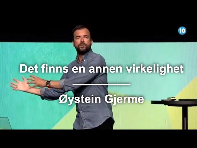 Det finns en annen virkelighet   Øystein Gjerme