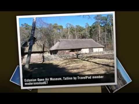Estonian Open Air Museum - Tallinn, Estonia