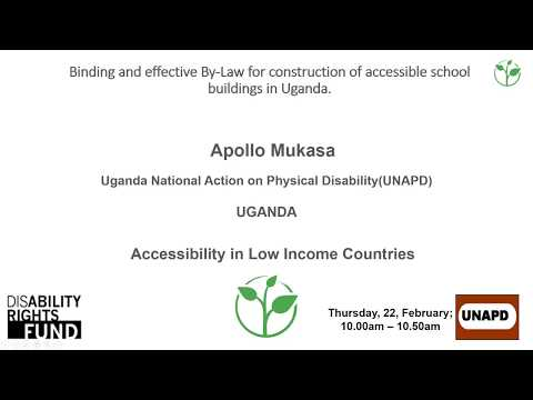 Effective laws for the construction of accessible school buildings | Innovative Policy 2018
