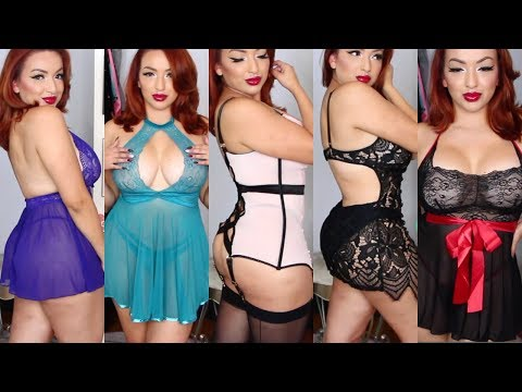 THIS IS 31!  Lingerie Haul