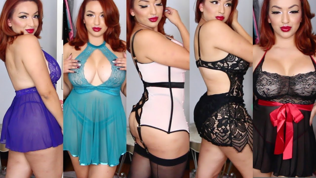c75940bb2b4 THIS IS 31! - Lingerie Haul - YouTube