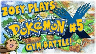 Pokémon X - #5 - Everyone