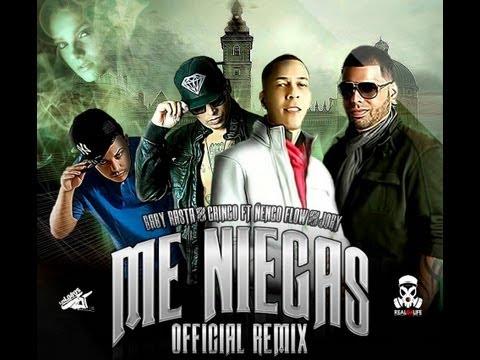 Baby Rasta & Gringo Ft. Ñengo Flow & Jory - Me Niegas (Official Remix)