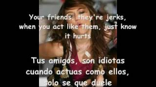 Miley Cyrus - 7 Things (Lyrics/Letra y Traduccion al Español)