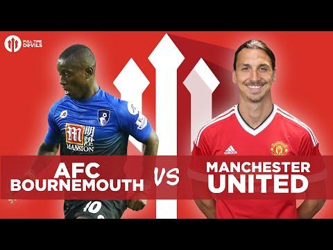 Bournemouth vs Manchester United LIVE WATCHALONG STREAM!