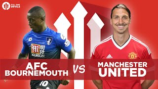 Bournemouth vs Manchester United LIVE WATCHALONG STREAM!