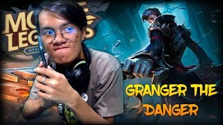 Granger The Danger | Mobile Legends (Gameplay) - #Tagalog
