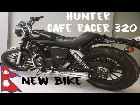 HUNTER CAFE RACER 320 : REVIEW : NEPAL
