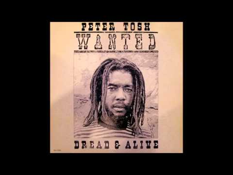 PETER TOSH (Wanted Dread and Alive - 1981) 05- Cold Blood